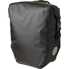 AGU Shelter Clean Single Pannier Bag L, black